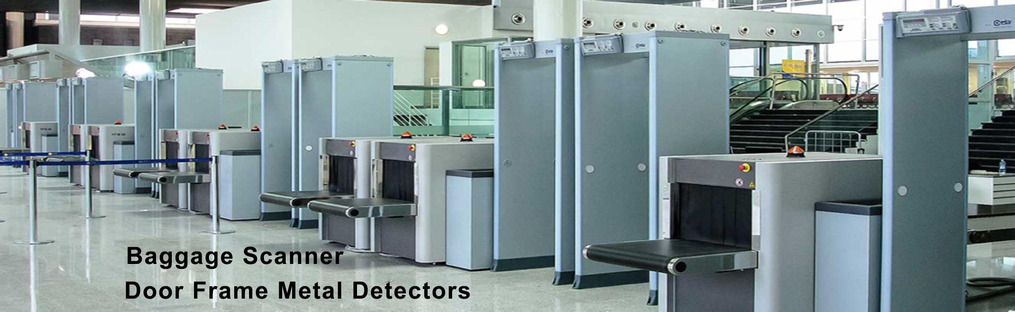 Baggage Scanning Machines